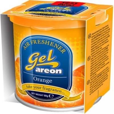 Areon Orange Car Perfume Gel(80 g)