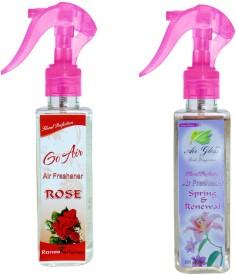 Auto Pearl Spring and Renewal Car  Perfume Liquid