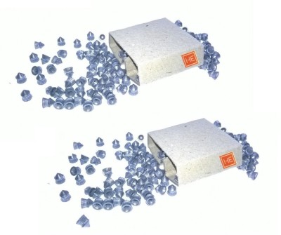 HE Retail Supplies 0.22 cal Air Gun Pellet(Pack of 200)