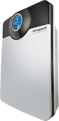 Aeroguard Mist Portable Room Air Purifier(Silver, Black)