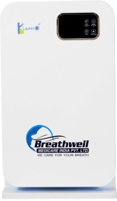 Breathwell Model BW-05, White Hepa Filter Portable Room Air Purifier(White)