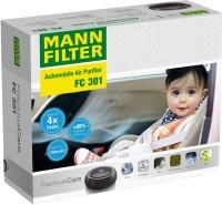 MANN-FILTER FC 301 Car Air Purifier Portable Car Air Purifier(Black)