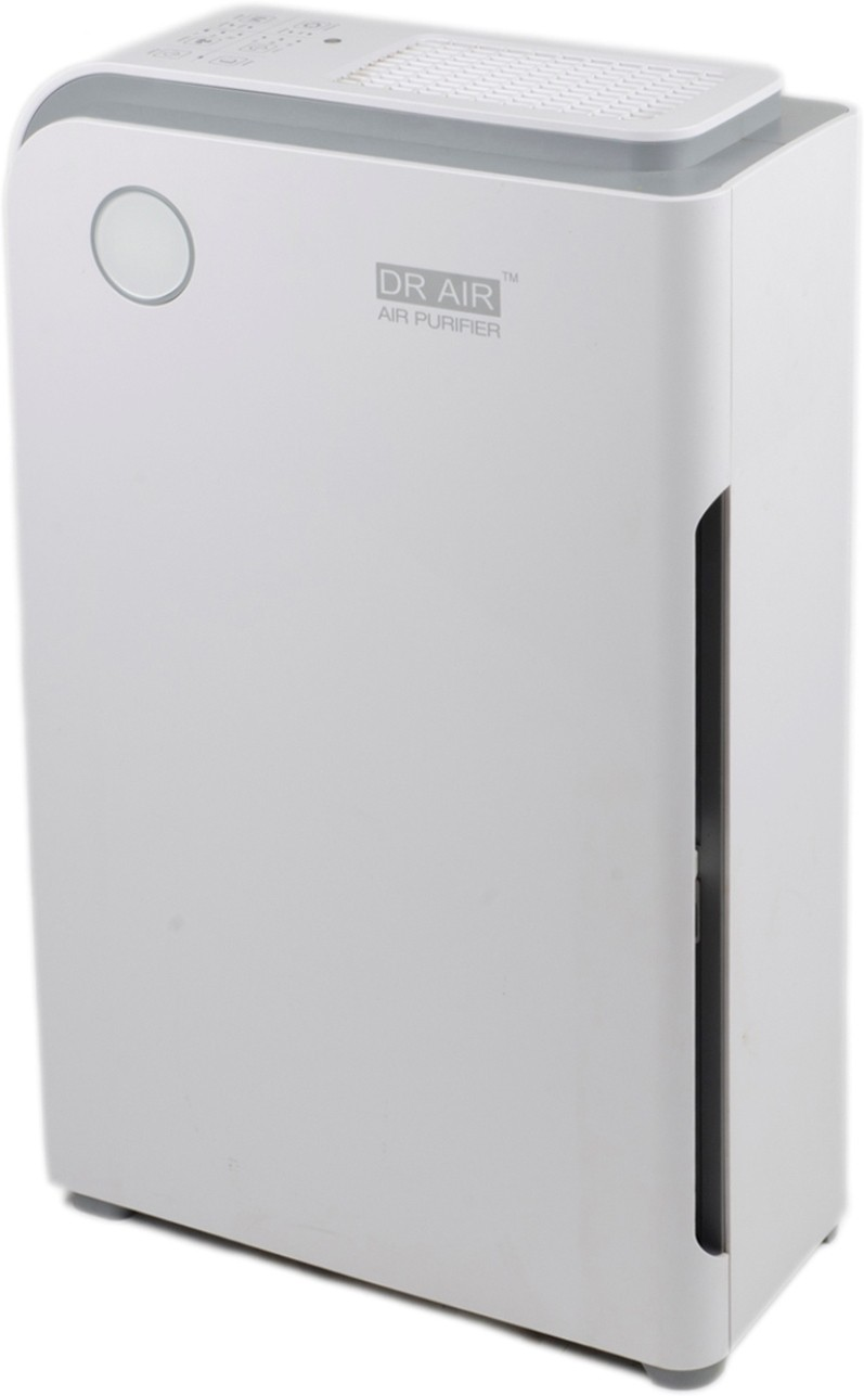 View Dr. AIR DR AP 301 Portable Room Air Purifier(White) Home Appliances Price Online(Dr. AIR)