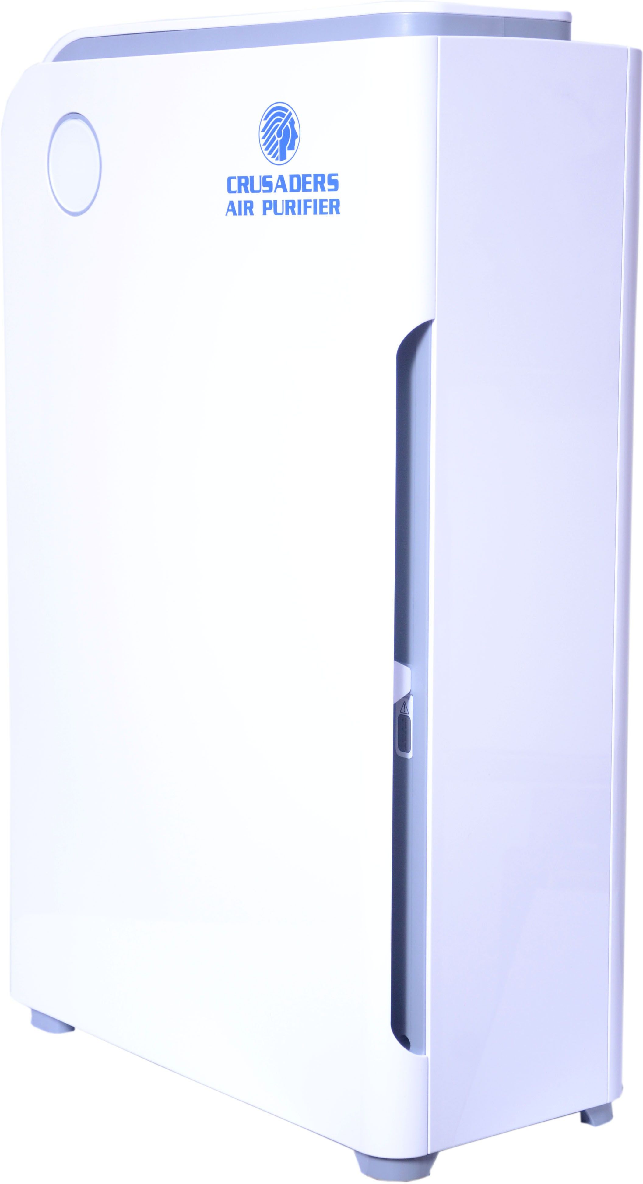 View Crusaders XJ-4001B Room Air Purifier(White) Home Appliances Price Online(Crusaders)