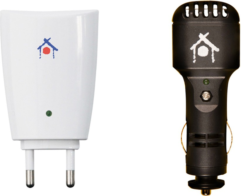 View Magneto ACRP-2 Portable Car Air Purifier(Black, White) Home Appliances Price Online(Magneto)