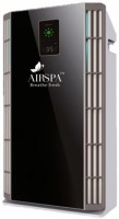 AIRSPA TMS 17 Portable Room Air Purifier(Black)
