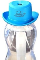MSE Portable Water Bottle Cowboy Cap Diffuser_A8 Portable Room Air Purifier(Blue)