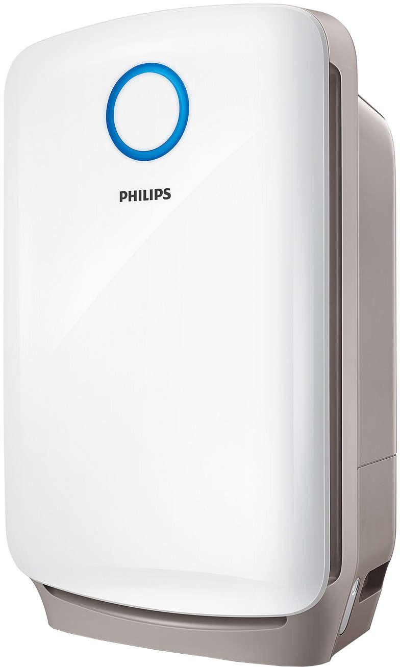 Philips AC4081/21 Portable Room Air Purifier(White)