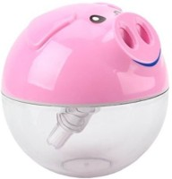 Imported USB Portable Car Air Purifier(Pink)