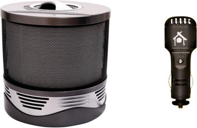 Magneto HC-2 Portable Room Air Purifier(Grey, Black)