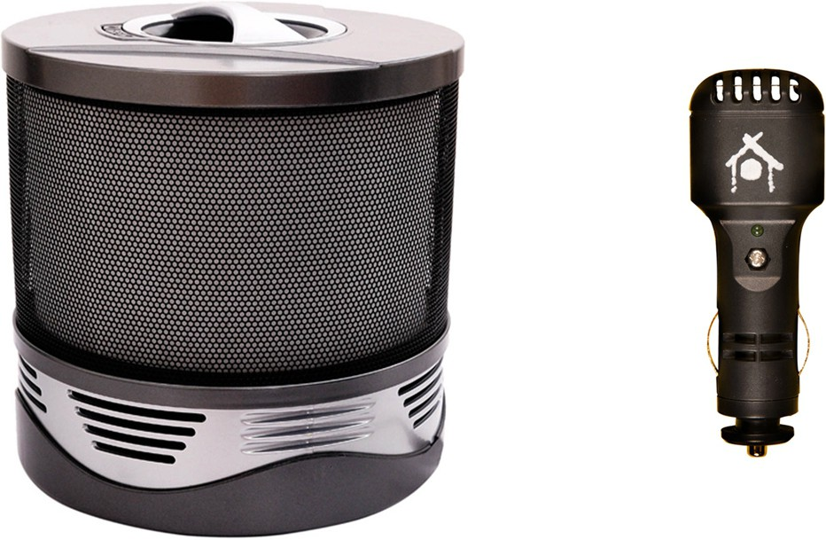 View Magneto HC-2 Portable Room Air Purifier(Grey, Black) Home Appliances Price Online(Magneto)