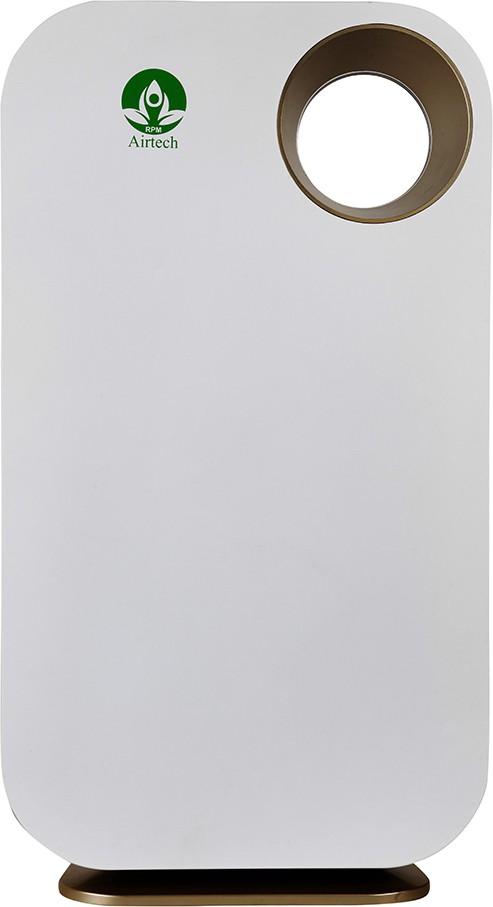 View RPM Airtech Air Purifier AT-21 Portable Room Air Purifier(White) Home Appliances Price Online(RPM Airtech)