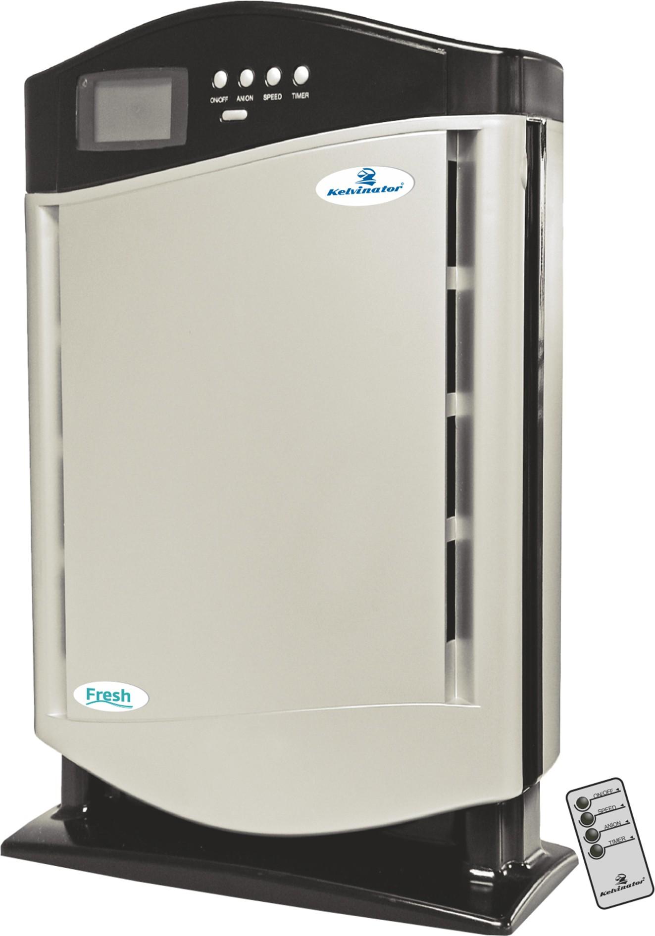 View Kelvinator Kelvinator Fresh Brown Portable Room Air Purifier(Brown) Home Appliances Price Online(Kelvinator)