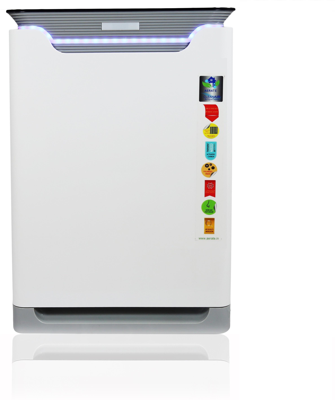 Aerate Tornado Portable Room Air Purifier(White)