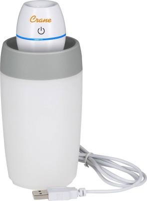 Crane USA Travel Humidifier Portable Room Air Purifier(White)