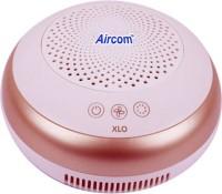 AIRCOM XLO Portable Car Air Purifier(Gold, White)