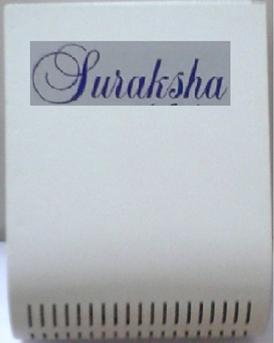 View Surakshadkr S-100D Portable Room Air Purifier(White) Home Appliances Price Online(Surakshadkr)