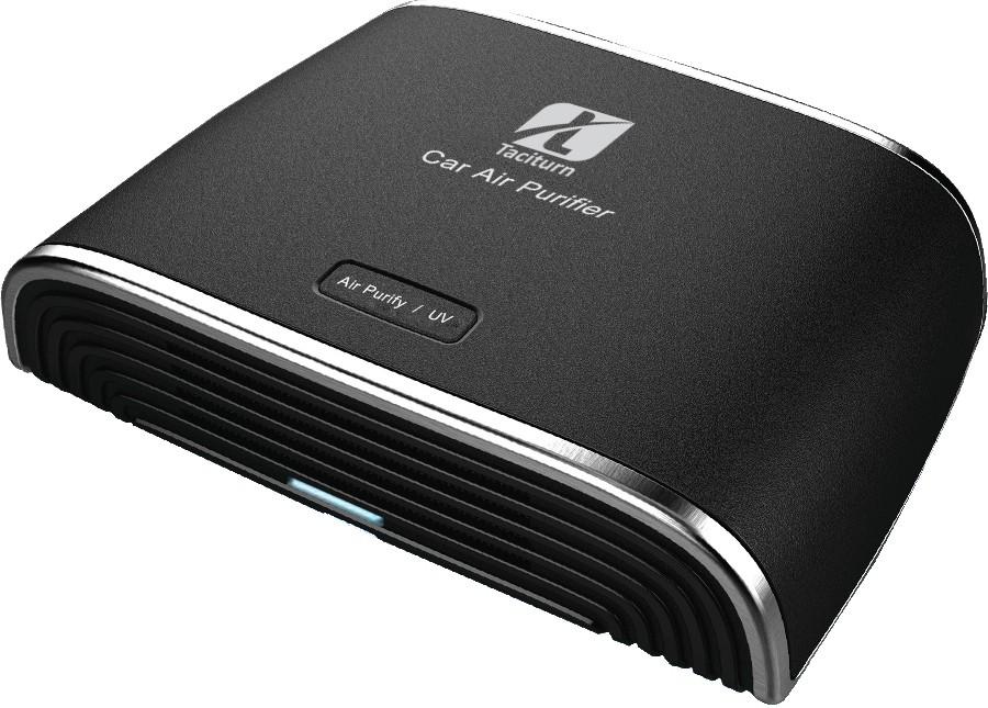 View Taciturn CAP-009A Portable Car Air Purifier(Black) Home Appliances Price Online(Taciturn)