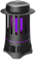 MSE Eco-Friendly Insect Killer LED Lamp/Purifier_JL05 Portable Room Air Purifier(Black)