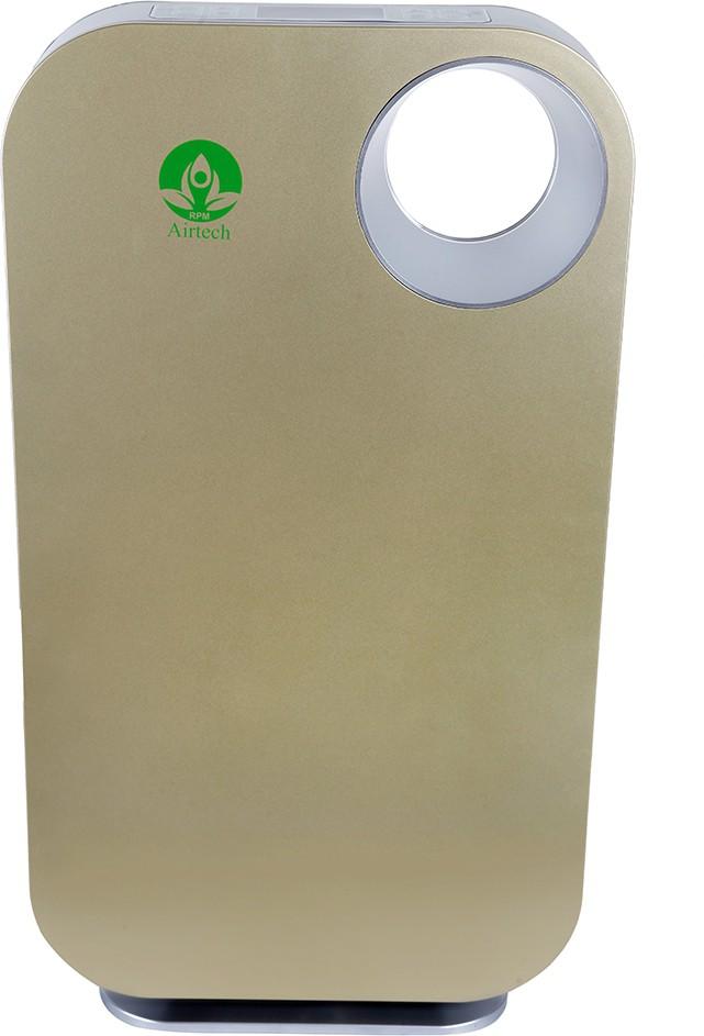 View RPM Airtech AT-21 Portable Room Air Purifier(Gold) Home Appliances Price Online(RPM Airtech)