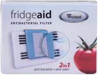Whirlpool Combo Pack Of Fridgeaid + Vegetable & Food Freshner for refrigerator Room Air Purifier(Blue, White)
