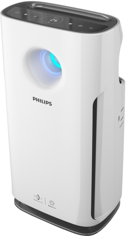 Philips 3000 Series AeraSense Air Purifier AC3256 (White)