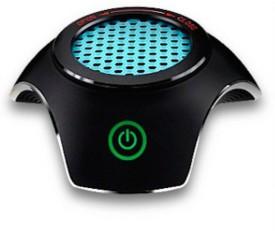 OUTSMART CS168 Midnight Black Portable Room Air Purifier(Black)