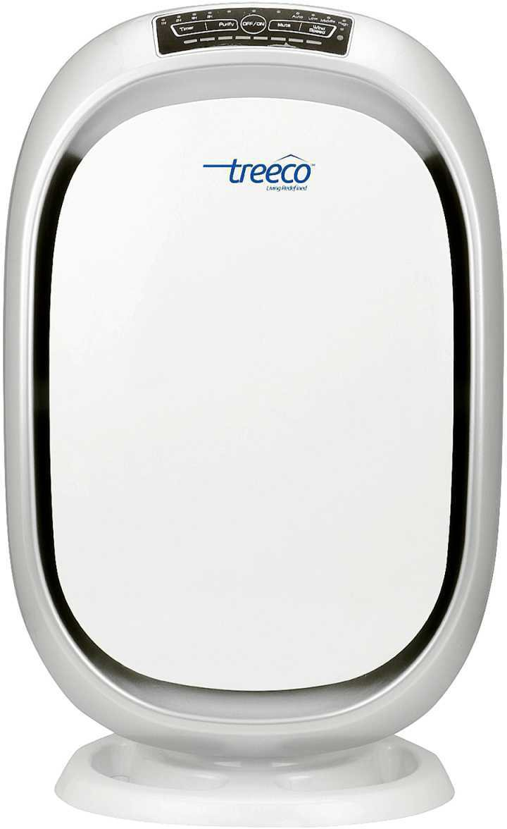 View Treeco TC-207 Portable Room Air Purifier(White) Home Appliances Price Online(Treeco)