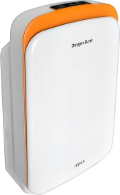Oxygen Burst Portable (Orange) Portable Room Air Purifier(White)