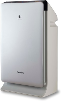 Panasonic F-PXM35ASD Portable Room Air Purifier(Silver, White)