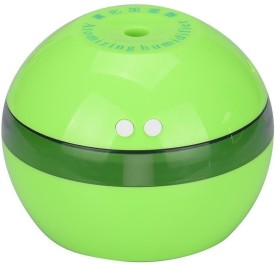 MSE Essential Oil Diffuser LED Ultrasonic-R677 Portable Room Air Purifier(Green)