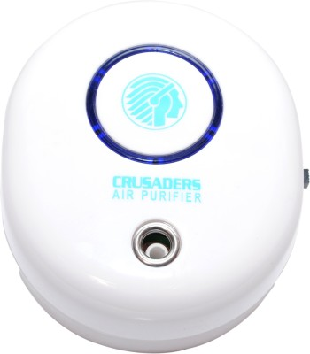 Crusaders CRU-M1 Portable Room Air Purifier(White)