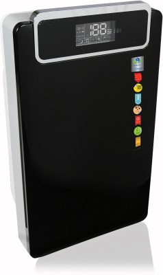 Aerate Thunder Portable Room Air Purifier(Black)