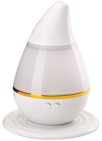 MSE 250ml Diffuser Humidifier Mist Maker Vaporizer_J01 Portable Room Air Purifier(White)