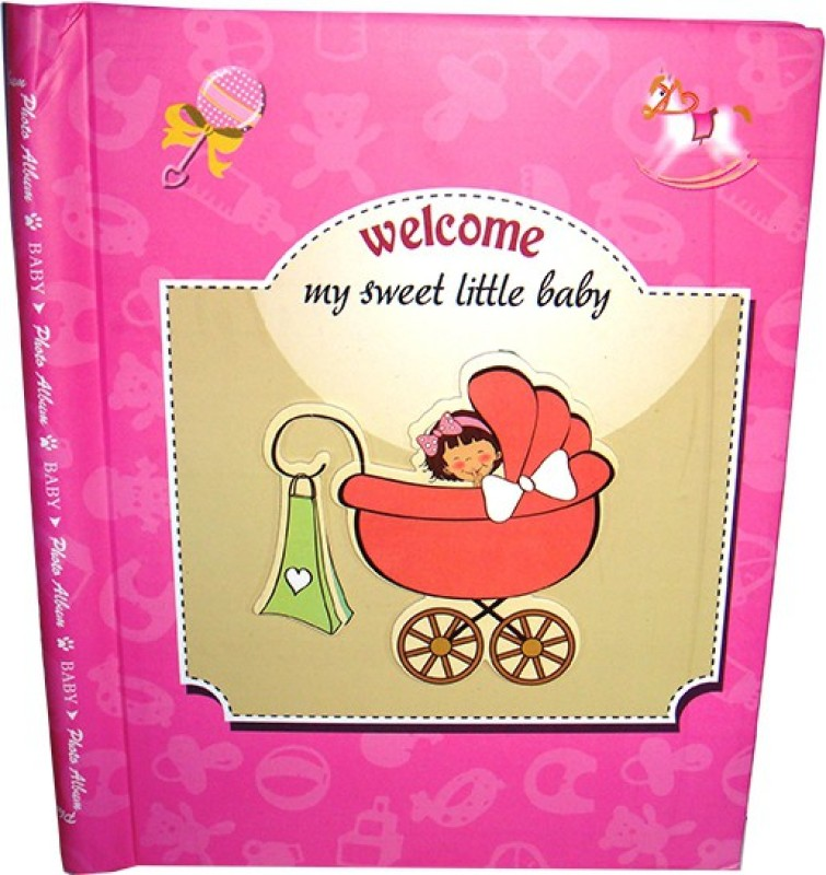 Vardhman Baby Album(Photo Size Supported: 5 x7)