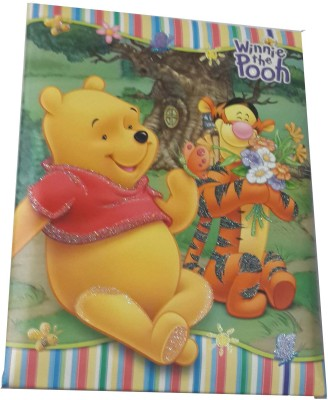Life Like Pooh Designed Baby Photo Albums Album