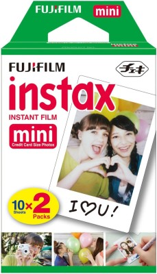 Fujifilm Instax Mini Twin Pack Instant Film Album