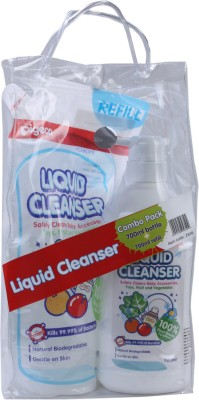 Pigeon Liquid Cleanser Combo Pack