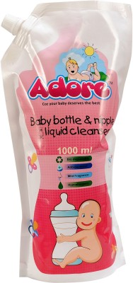 Adore Baby bottle & nipple liquid cleanser