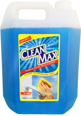 Cleanmax 5l Glass & Household Cleaner ( All Purpose Cleaner )