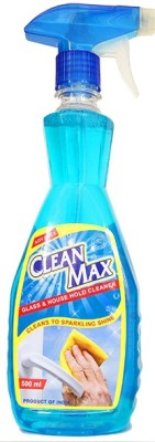 Cleanmax 500 Ml Glass & Household Cleaner ( All Purpose Cleaner )