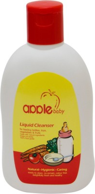 Apple Baby Liquid Cleanser For Nursing Products