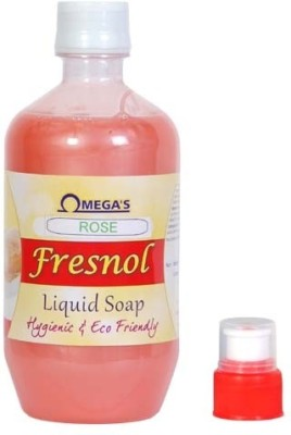 Omega Rose Handwash Liquid Soap