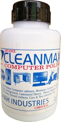 Cleanmax Computer Polish (All Purpose Cleaner) For Computers, Laptops, Mobiles Etc.