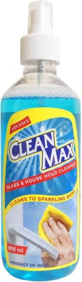 Cleanmax 900 Ml Glass & Household Cleaner ( All Purpose Cleaner ) Orange Fragrance.