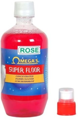 Omega Rose Floor Cleaner Cum Deodrant