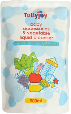 Tollyjoy Baby Accessories & Vegetable Liquid Cleanser - Refill