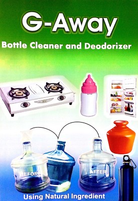 G-Away Bottle Cleaner and Deodorizer