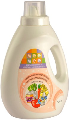 Mee Mee Baby Accessories & Vegetable Liquid Cleanser