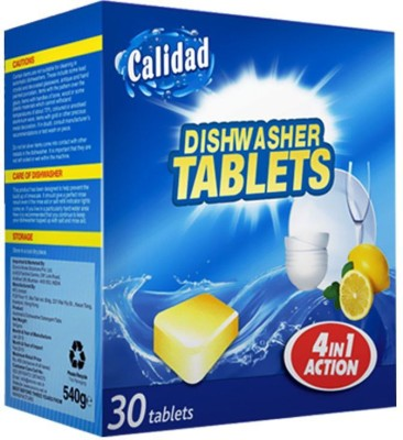 Calidad Dishwasher Detergent Tablets